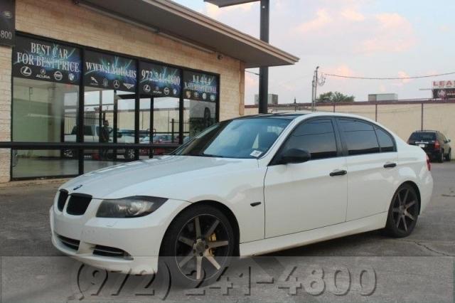 2008 BMW 335I Navigation Sport Luxury