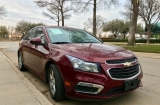 Chevrolet Cruze LT Wheels 2015