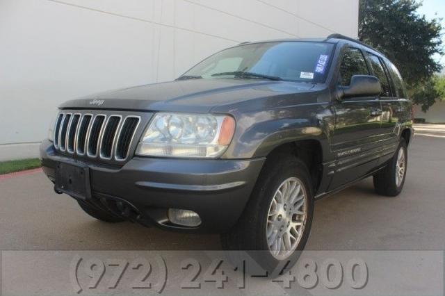 2003 Jeep Grand Cherokee Limited 4X4