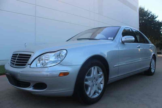 2003 Mercedes-Benz S500 Navigation Low Miles