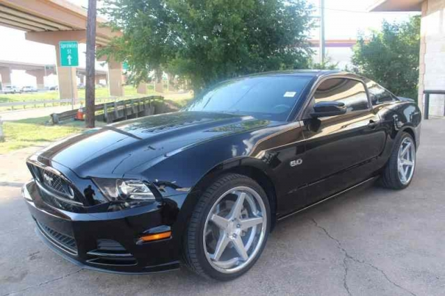 2014 Ford Mustang GT Performance Upgrades