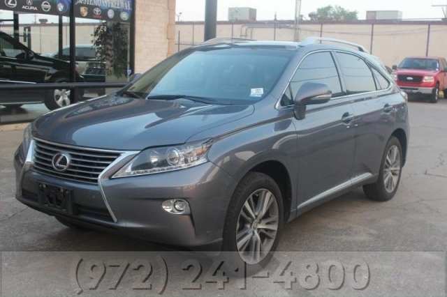 2015 Lexus RX350 Navigation Luxury Factory Warranty