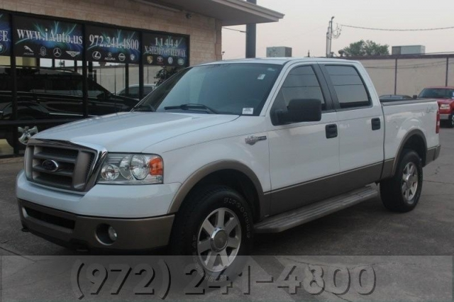 2006 Ford F150 Supercrew King Ranch