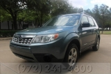 Subaru Forester AWD Low Miles 2011