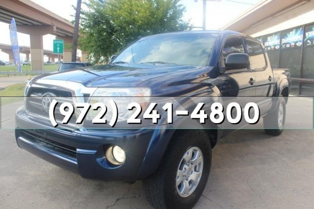 2007 Toyota Tacoma Prerunner TRD Off Road One Owner