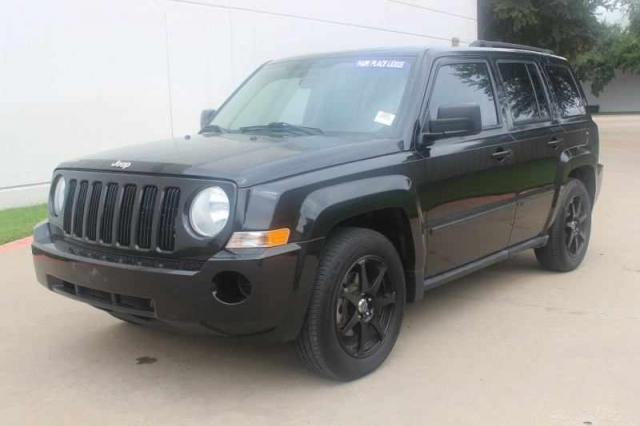 2010 Jeep Patriot 4WD