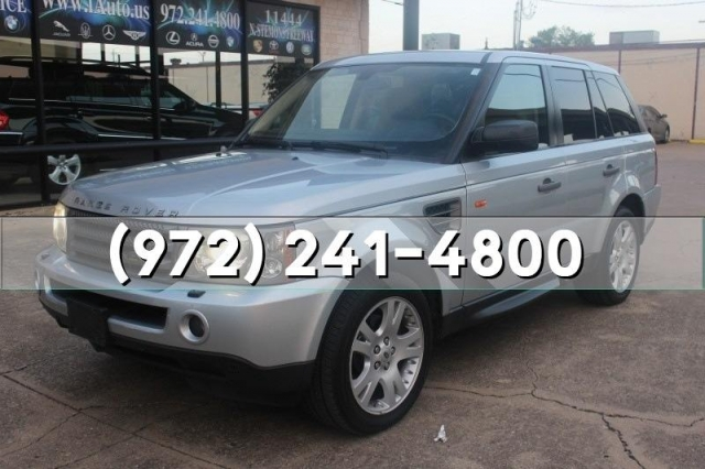 2006 Land Rover Range Rover Sport HSE One Owner