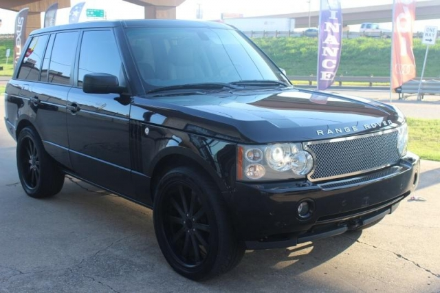 2009 Land Rover Range Rover Hse 4WD