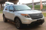 Ford Explorer XLT Sunroof Bk Up Camera Factory Warranty 2015