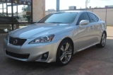 Lexus IS350 Navigation Bk Up Camera 2012