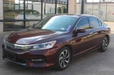Honda Accord Sedan EXL V6 2016