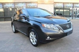 Lexus RX 350 Bk Up Camera 2010