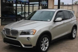 BMW X3 Xdrive Navigation Sunroof 2013