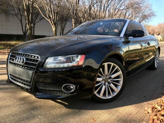 2010 Audi A5 Premium Plus Cabriolet Quattro Prestige