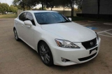 Lexus IS250 Navigation Bk Up Camera 2007