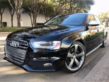 Audi S4 Premium Plus AWD Supercharged Navigation Bk Up 2013