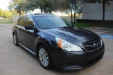 Subaru Legacy AWD Limited R Navigation Bk Up Camera 2010