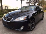 Lexus IS250 Navigation Bk Up Cam 2008