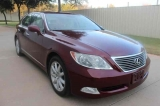 Lexus LS 460L Navigation Executive Package 2008