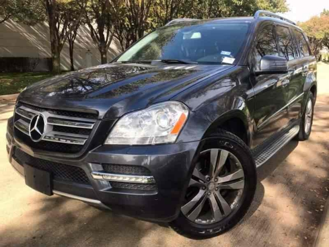 2011 Mercedes-Benz GL450 AWD Nav Bk Up Cam