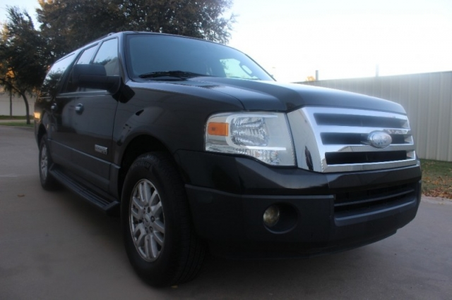 2007 Ford Expedition EL XLT DVD 3rd Row