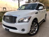 Infiniti QX56 Navigation Bk Up Camera 2012