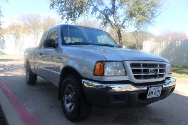 2001 Ford Ranger XL SuperCab