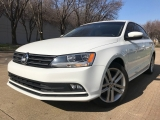 Volkswagen Jetta TDI Leather Sunroof 2015