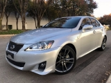 Lexus IS250 F-Sport Bluetooth Cooled seats 2013