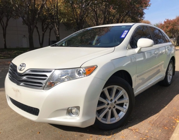 2012 Toyota Venza LE One Owner