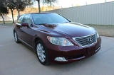 Lexus LS460 Navigation Bk Up Camera 2007