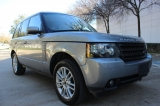 Land Rover Range Rover HSE 4WD Nav Bk Up Camera 2012