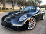 Porsche 911 Carrera S Cabriolet Nav Bk Up Sensors 2013