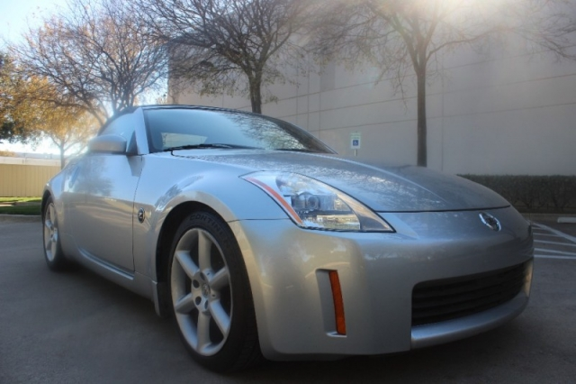 2004 Nissan 350Z Convertible Touring Navigation