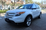 Ford Explorer Limited Navigation Bk Up Camera 2011