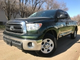 Toyota Tundra SR5 Navigation Bk Up Camera Supercab One Ow 2012