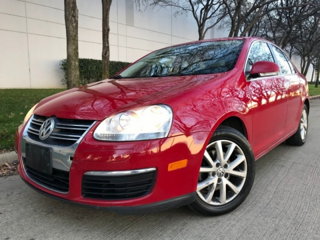 2010 Volkswagen Jetta Limited One Owner