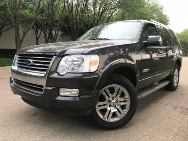 2006 Ford Explorer, LIMITED
