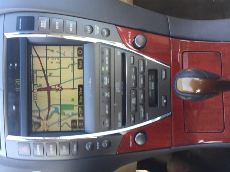 Lexus ES 350 Back up camera, Navi 2008 price $5,996