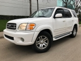Toyota Sequoia Limited Back-up Cam 3rd Row Rear Entertain 2003