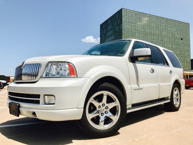 2006 Lincoln Navigator Luxury Heated Cooled Leather Seats Nav Rear