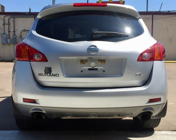 Nissan Murano SL 2009 price $1,990