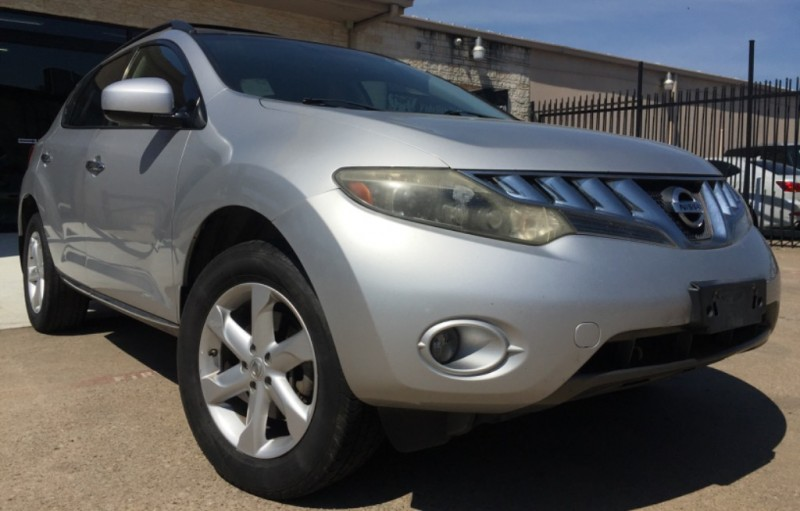 Nissan Murano SL, ONE OWNER 2009 price $3,996