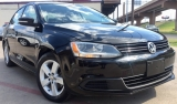 Volkswagen Jetta TDI Heated Leather Seats Bluetooth 2013