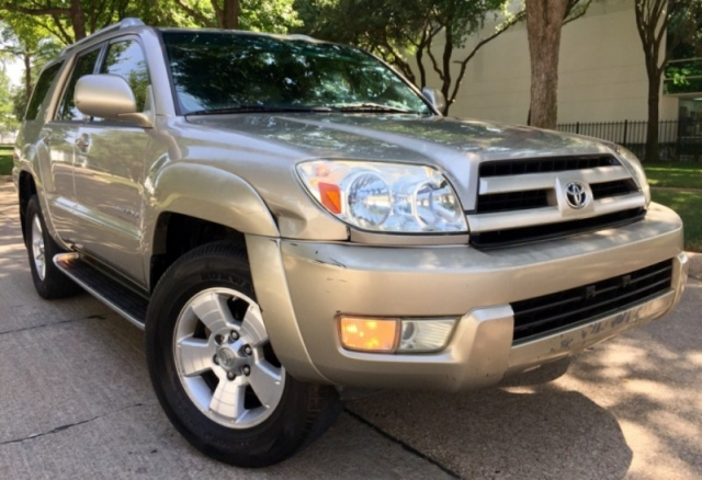 2004 Toyota 4Runner Limited, ONE OWNER 4WD
