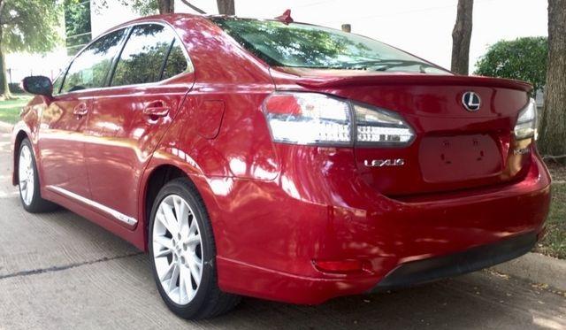 Lexus HS 2010 price $7,990