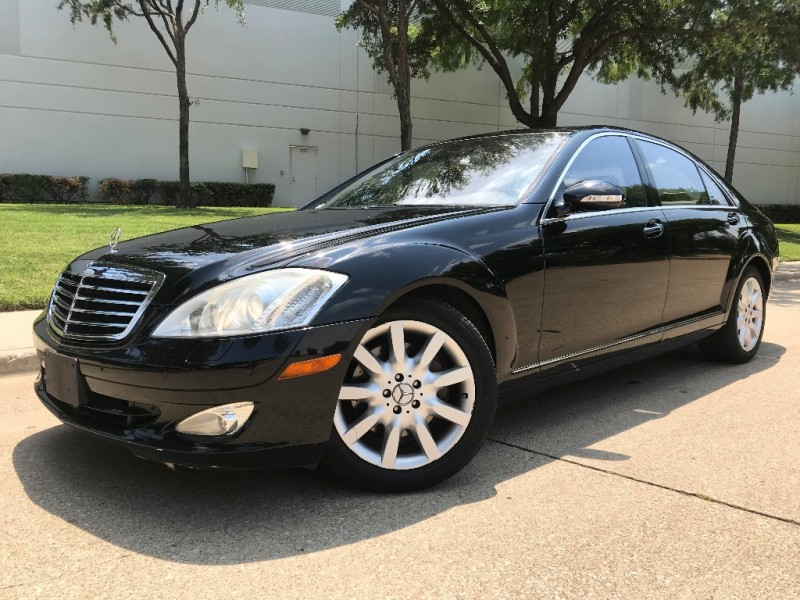 2007 Mercedes-Benz S550, One Owner, Navi