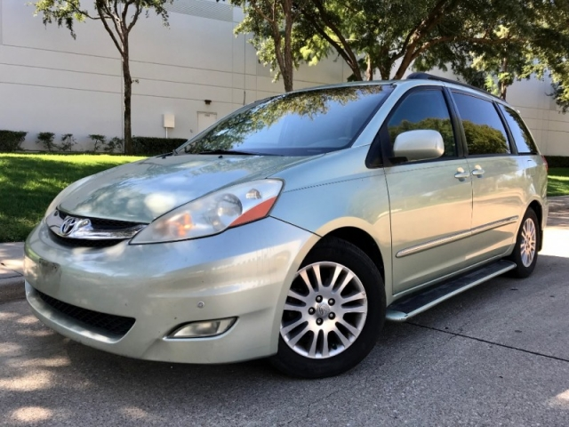 2008 Toyota Sienna XLE LIMITED, ONE OWNER
