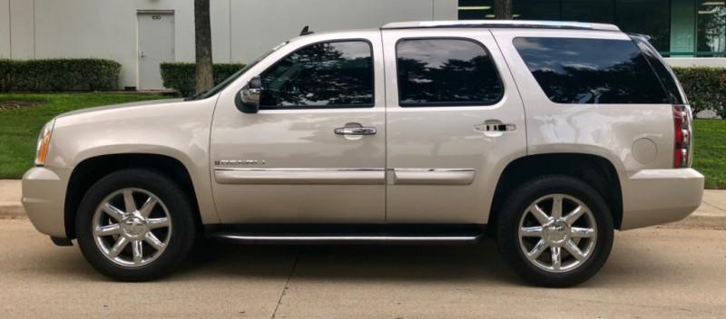 GMC Yukon Denali, AWD, 2008 price $10,990