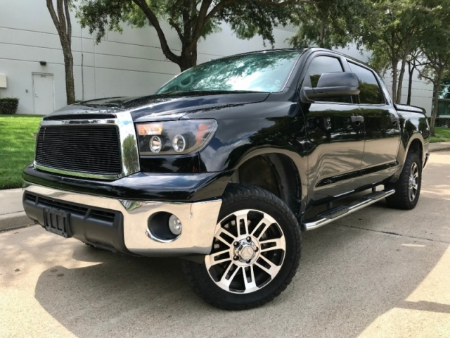 2013 Toyota Tundra 4WD CREWMAX ONE OWNER